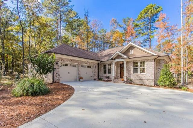 1261 Snug Harbor Drive, Greensboro, GA 30642 (MLS #48855) :: Team Lake Country