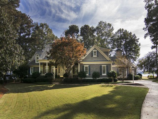 141 Porterfield Drive, Eatonton, GA 31024 (MLS #48916) :: Team Lake Country