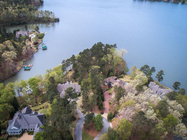 1110 Falling Creek Drive, Greensboro, GA 30642 (MLS #50050) :: Team Lake Country