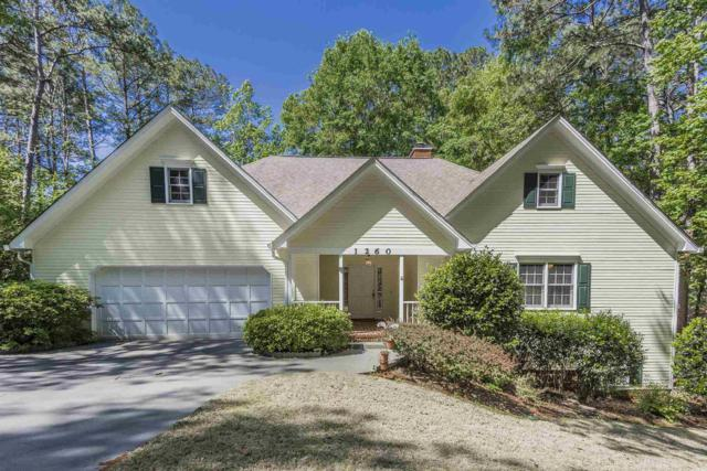 1260 Pine Grove Road, Greensboro, GA 30642 (MLS #50277) :: Team Lake Country