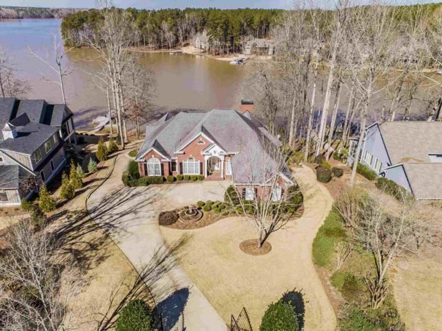 1621 Snug Harbor Drive, Greensboro, GA 30642 (MLS #52431) :: Team Lake Country