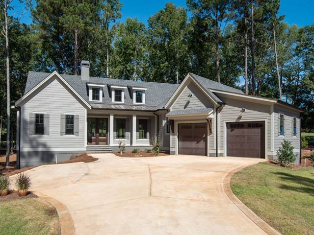 1170 Long Cove Drive, Greensboro, GA 30642 (MLS #54357) :: Team Lake Country