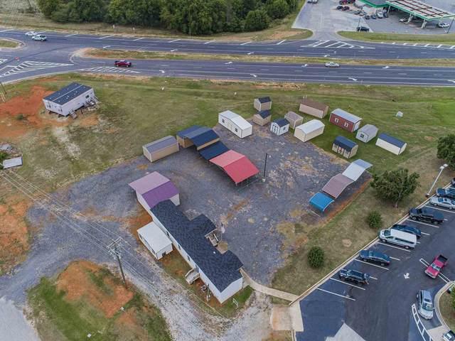 115 Gray Road, Eatonton, GA 31024 (MLS #54656) :: Team Lake Country