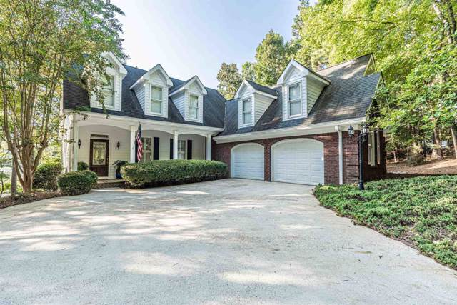 1330 Winged Foot Drive, Greensboro, GA 30642 (MLS #54733) :: Team Lake Country