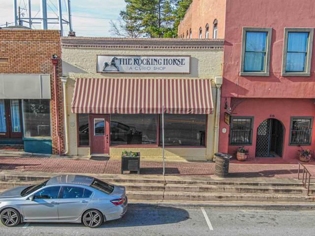 111 N Jefferson Avenue, Eatonton, GA 31024 (MLS #55501) :: Team Lake Country