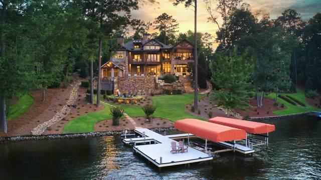 1051 Thorton Creek, Greensboro, GA 30642 (MLS #55544) :: Team Lake Country