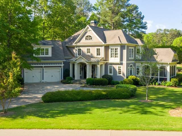100 Winnstead Place, Eatonton, GA 31024 (MLS #55984) :: Team Lake Country