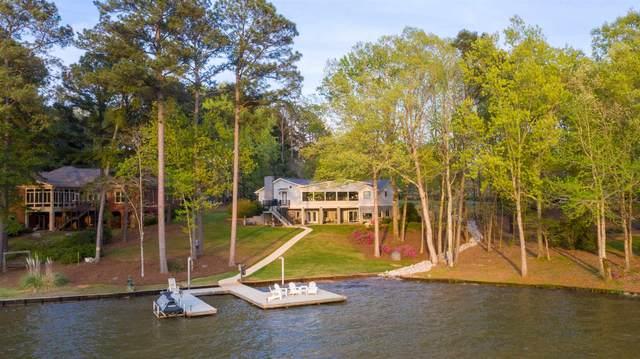 1441 Anchor Bay Drive, Greensboro, GA 30642 (MLS #56220) :: Team Lake Country