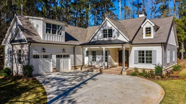 1610 Club Drive, Greensboro, GA 30642 (MLS #56564) :: Team Lake Country