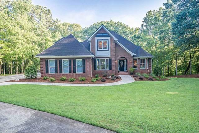 1201 Sunset Overlook, Greensboro, GA 30642 (MLS #56609) :: Team Lake Country