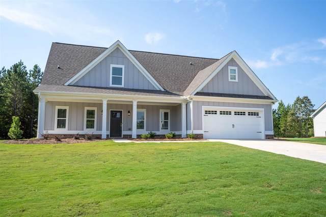 150 Alexander Lakes Drive, Eatonton, GA 31024 (MLS #57151) :: Team Lake Country