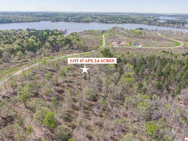 Lot 47 Bayside, Greensboro, GA 30642 (MLS #57349) :: Team Lake Country