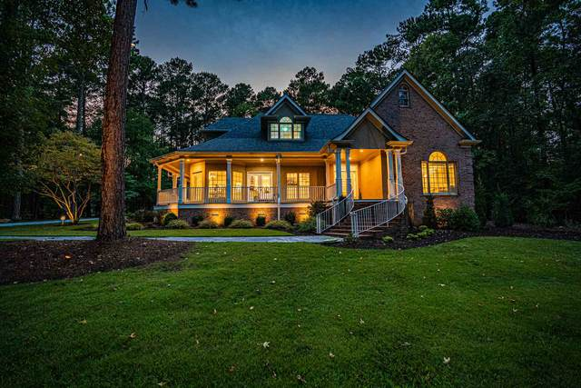 1101 Club Cove Drive, Greensboro, GA 30642 (MLS #57444) :: Team Lake Country