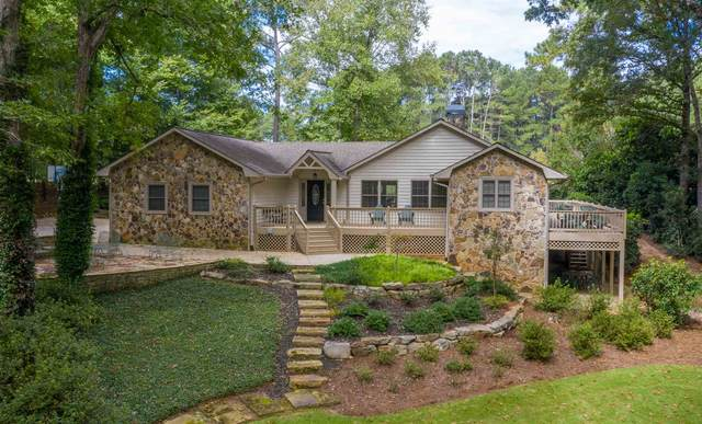 1301 Anchor Bay Drive, Greensboro, GA 30642 (MLS #57482) :: Team Lake Country