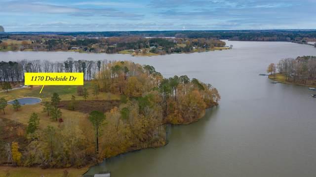 1170 Dockside Drive, Buckhead, GA 30625 (MLS #57722) :: Team Lake Country