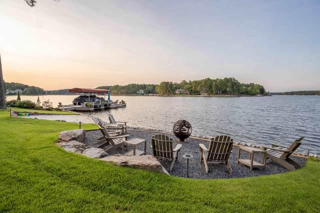 1200 Parrotts Cove Road, Greensboro, GA 30642 (MLS #57769) :: Team Lake Country