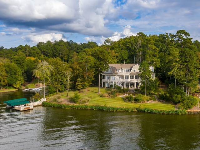 1091 Falling Creek, Greensboro, GA 30642 (MLS #57824) :: Team Lake Country