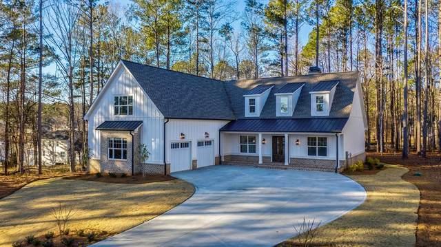 1401 Winged Foot Drive, Greensboro, GA 30642 (MLS #58096) :: Team Lake Country