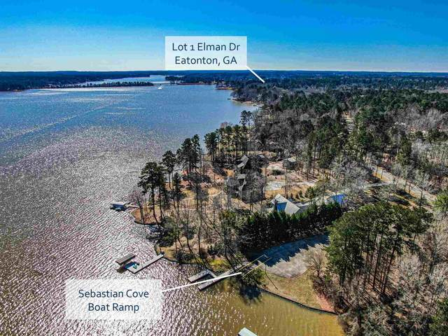 Lot 1 Ellman Drive, Eatonton, GA 31024 (MLS #58764) :: Team Lake Country