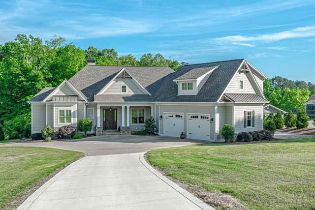1160 Sunset Bluff, Greensboro, GA 30642 (MLS #59157) :: Team Lake Country