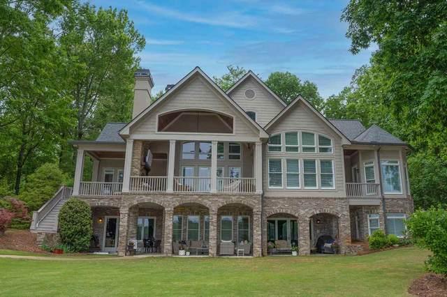 1050 Hounds Ear, Greensboro, GA 30642 (MLS #59266) :: Team Lake Country
