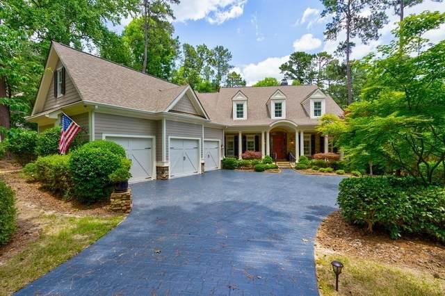 1100 Parrotts Cove Road, Greensboro, GA 30642 (MLS #59427) :: Team Lake Country