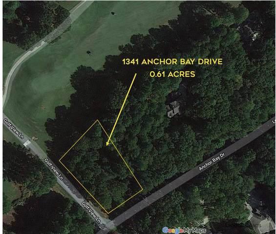 1341 Anchor Bay Drive, Greensboro, GA 30642 (MLS #59484) :: Team Lake Country