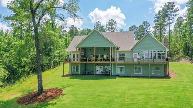 654 Parham Road, Milledgeville, GA 31061 (MLS #59533) :: EXIT Realty Lake Country