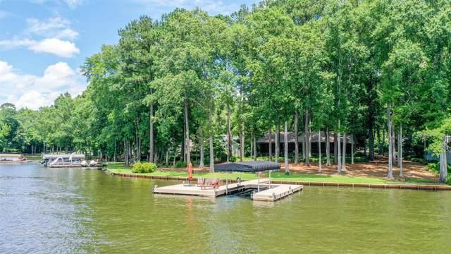 147 Misty Lane, Eatonton, GA 31024 (MLS #59780) :: Team Lake Country