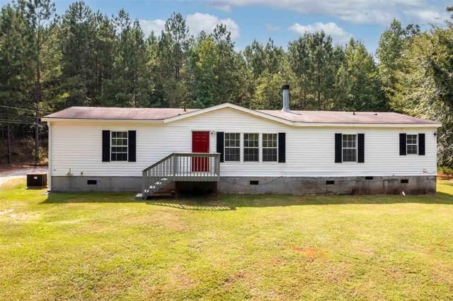 113 Bagley Road, Eatonton, GA 31024 (MLS #59915) :: Team Lake Country