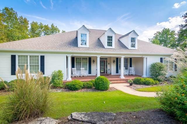 1070 Neils Fort, Greensboro, GA 30642 (MLS #60183) :: Team Lake Country