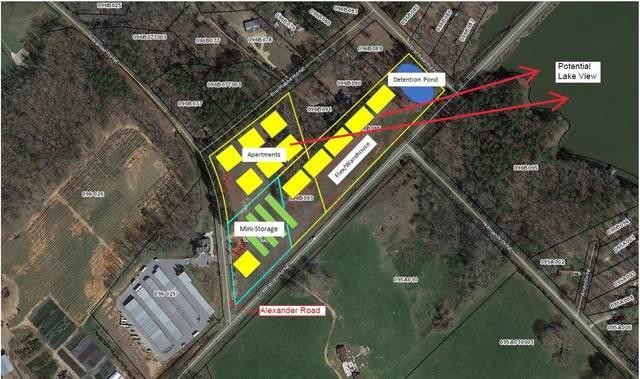 000 Lake Oconee Parkway, Eatonton, GA 31024 (MLS #60205) :: Team Lake Country