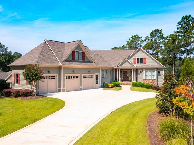 1041 Mill Creek, Greensboro, GA 30642 (MLS #60211) :: Team Lake Country