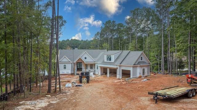 1791 Parrotts Pointe Road, Greensboro, GA 30642 (MLS #60467) :: Team Lake Country