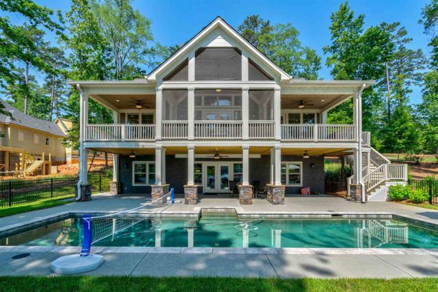 1160 Glen Eagle Drive, Greensboro, GA 30642 (MLS #53840) :: Team Lake Country