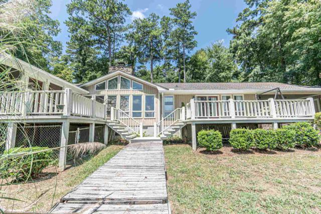 164 NE Bass Road, Milledgeville, GA 31061 (MLS #54347) :: Team Lake Country