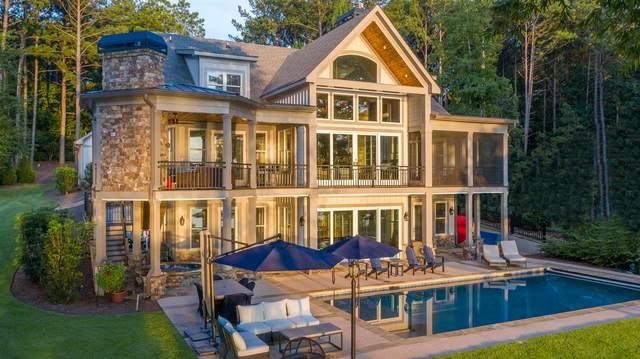 1090 Parks Mill Trace, Greensboro, GA 30642 (MLS #57487) :: Team Lake Country