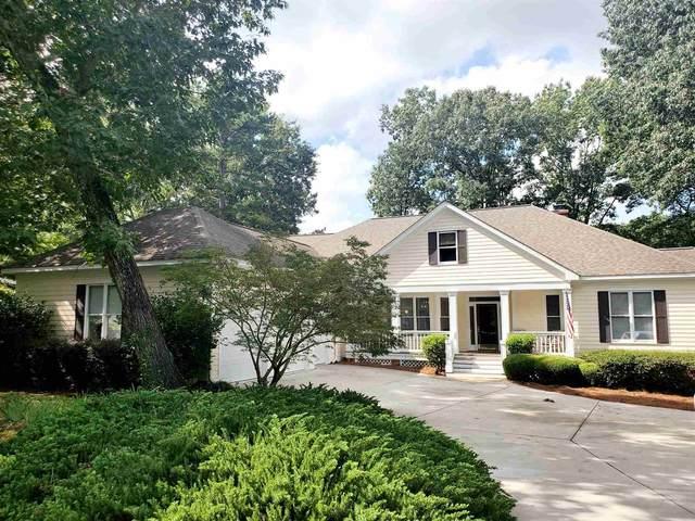 104 Hopeton Lane, Eatonton, GA 31024 (MLS #57581) :: Team Lake Country