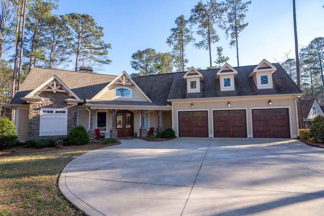 1040 Lake Drive, Greensboro, GA 30642 (MLS #58600) :: Team Lake Country