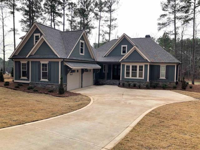 1301 Fairway Ridge Drive, Greensboro, GA 30642 (MLS #51022) :: Team Lake Country