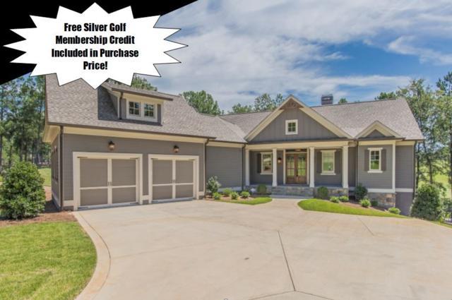 1030 Fairway Ridge Circle, Greensboro, GA 30642 (MLS #46675) :: Team Lake Country