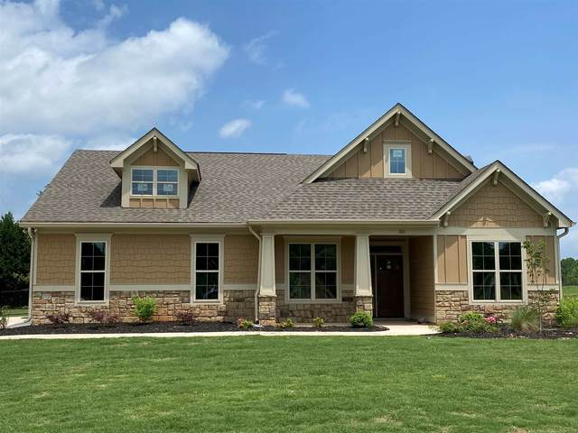 101 Sage Street, Eatonton, GA 31024 (MLS #54779) :: Team Lake Country