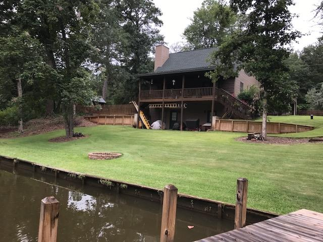 189 Collins Road, Milledgeville, GA 31061 (MLS #47771) :: Team Lake Country