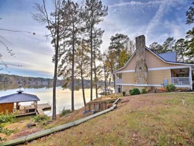 194 Mays Road, Milledgeville, GA 31061 (MLS #55642) :: Team Lake Country