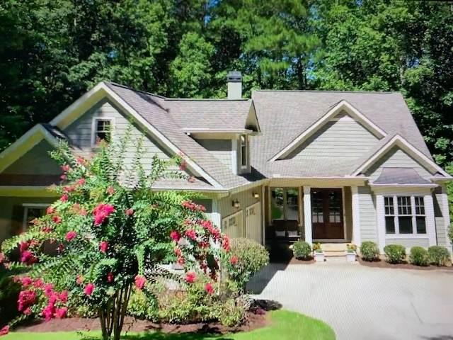 1801 Club Drive, Greensboro, GA 30642 (MLS #58944) :: Team Lake Country