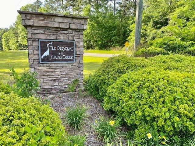 Lot 25 Hickory Lane, Eatonton, GA 31024 (MLS #59348) :: Team Lake Country