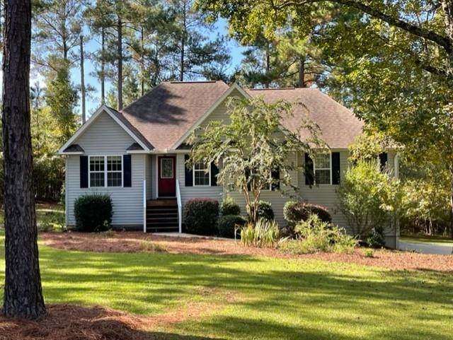 140 Forte Drive, Milledgeville, GA 31061 (MLS #60414) :: EXIT Realty Lake Country