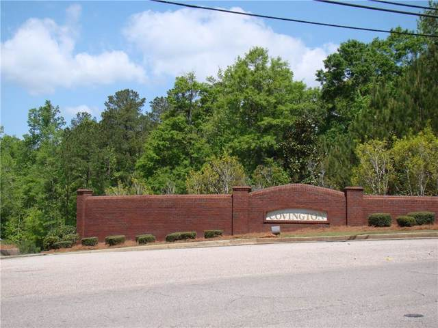 00 SW Victoria Terrace #41, LANETT, AL 36863 (MLS #116673) :: The Mitchell Team
