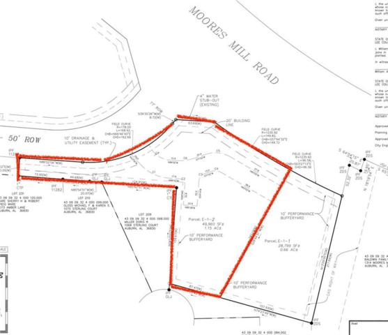 1290 Moores Mill Road, AUBURN, AL 36830 (MLS #122430) :: Crawford/Willis Group