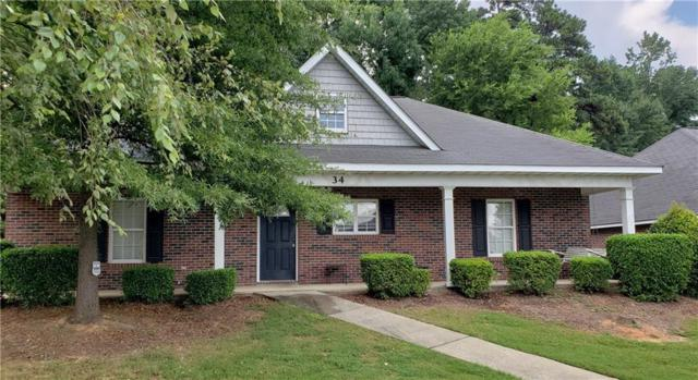 802 W Longleaf Drive #34, AUBURN, AL 36830 (MLS #134987) :: The Brady Blackmon Team